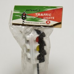 "Kader ""Automatic Traffic Lights"" 4-way, made in Hong Kong"