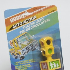 Buddy L Auto Action 4-way traffic light #4902