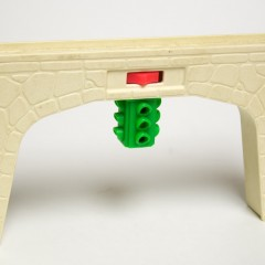 Fisher Price Play Family Village #997 4-way signal bridge,1973-1977