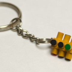 4-way keychain