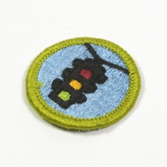 Boy Scout badge