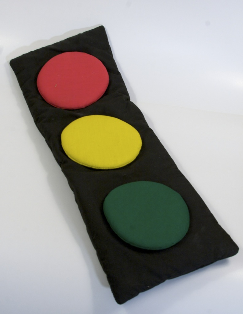 Traffic light decorations for the garage, kitchen, or ...