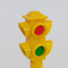 Buddy L Plastic 4-way two light signal from 1996