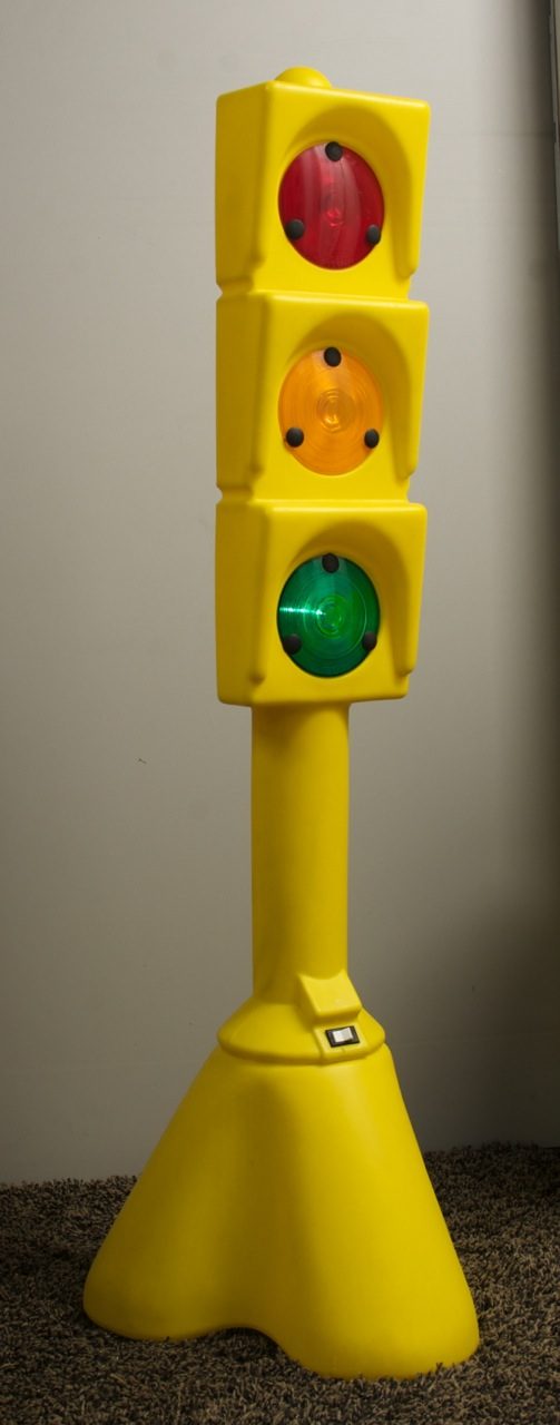 Power Wheels For Big Kids >> Traffic light toys, old and new, for little kids and big.