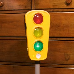 See N Speak Traffic Light with motion sensor by Jarico Incorporated