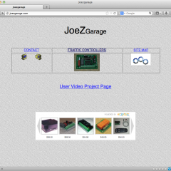 Joez Garage, sales of ICB controllers for signals