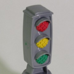 Mega Blok race car track traffic light, #AM 11515