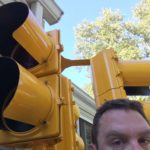 traffic signal behind me