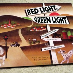"Book, ""Red Light Green Light"" by Margaret Wise Brown"