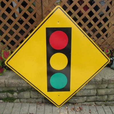 image for a collection of traffic signs